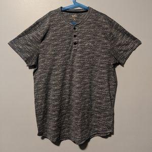 FREE in Bundle ✨ Hollister Curved Hem Tee Shirt